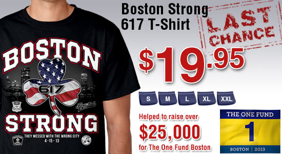 Boston Strong T-Shirts Tees